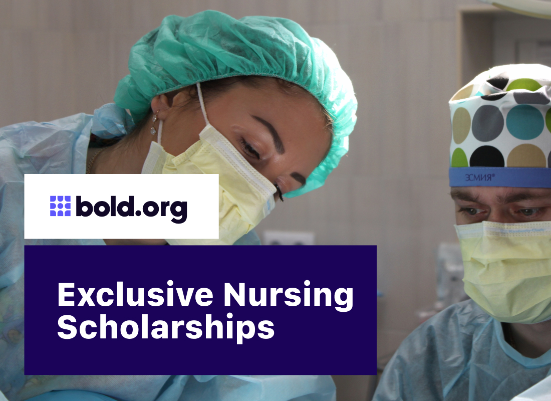 2 Great Scholarships for Future Nurses