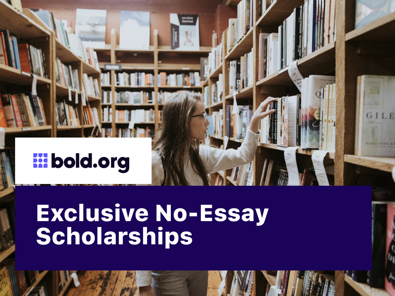 30 Exclusive No-Essay Scholarships