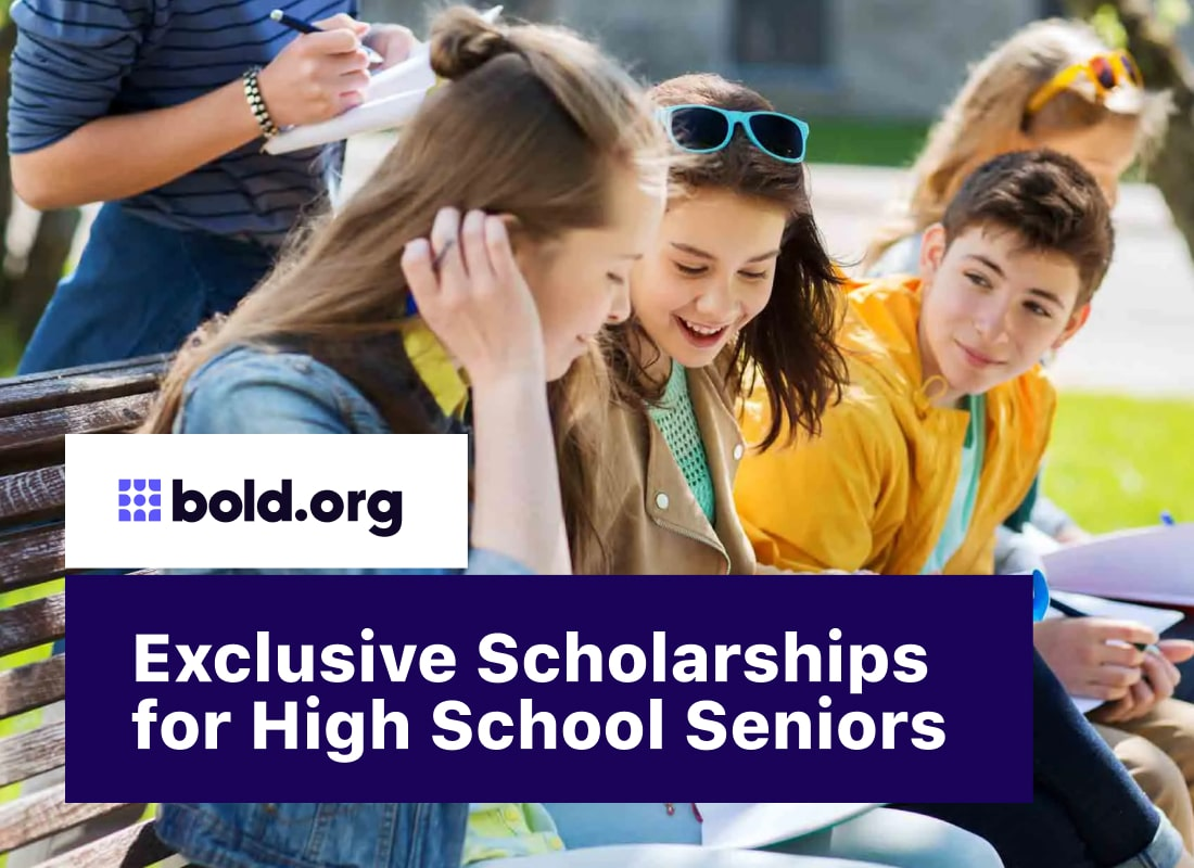 21 Scholarships for High School Seniors with Upcoming Deadlines